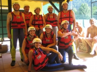 Rafting na Savinji