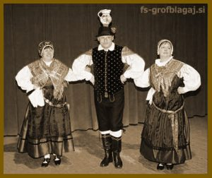 FS Grof Blagaj - Svatovski plesi (1)