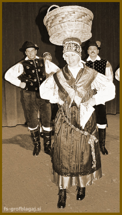 FS Grof Blagaj - Svatovski plesi (3)